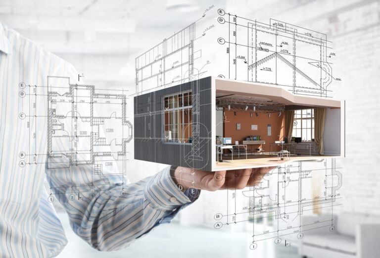 Architektur Visualisierung und Innenarchitektur